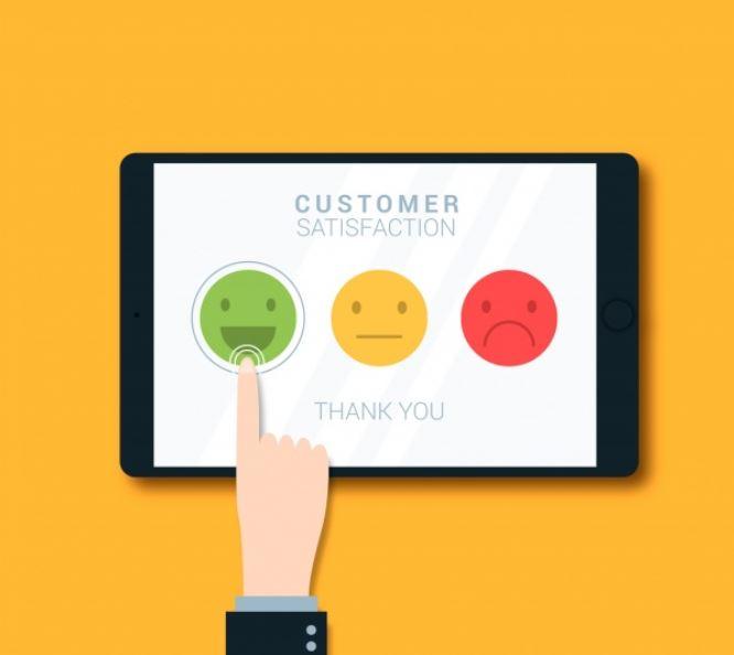 buying- satisfaction- customer